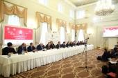 В столичной мэрии прошла пресс-конференция, посвященная XVII Московскому Пасхальному фестивалю