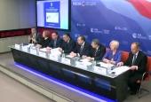 Представитель ОВЦС принял участие в пресс-конференции «Россия в XXI веке: межрелигиозный и межнациональный мир и согласие в условиях глобальных трансформаций»