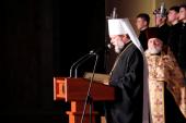 Митрополит Кишиневский Владимир принял участие в открытии Года святого Стефана Великого