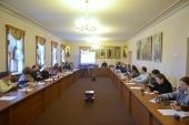 В Отделе внешних церковных связей состоялся круглый стол на тему «Участие Русской Православной Церкви в профилактике и борьбе с ВИЧ/СПИДом»