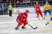 Поздравление Святейшего Патриарха Кирилла сборной России с победой на чемпионате мира по хоккею с мячом