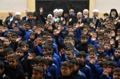 Религиозные деятели России посетили сирийских детей-сирот