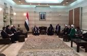 Межрелигиозная делегация из России провела встречи с государственным руководством Сирии