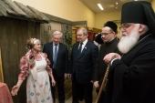 Музей истории религий и национальностей Прикамья открылся в Сарапуле