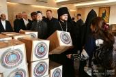 Религиозные деятели России посетили сирийских беженцев в Ливане
