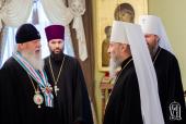 Предстоятель Украинской Православной Церкви совершит визит в Одесскую епархию