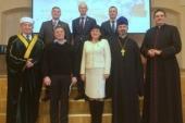 Представители Белорусского экзархата приняли участие в прошедшей в Полоцке республиканской конференции «Роль религии в сохранении мира»
