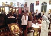 В храме подворья Русской Православной Церкви в Дамаске отметили престольный праздник
