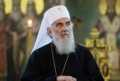 Святейший Патриарх Сербский Ириней выразил соболезнования в связи с авиакатастрофой в Подмосковье