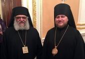 Иерарх Русской Православной Церкви принял участие во встрече лорда-мэра Лондона с представителями религиозных общин