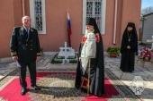 Почивших российских дипломатов помянули на Святой Земле