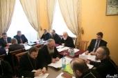 Патриарший экзарх всея Беларуси возглавил первое заседание Оргкомитета по празднованию юбилейных дат Жировичского монастыря