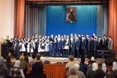 В Переславской епархии состоялся хоровой фестиваль имени священника и композитора Василия Зиновьева