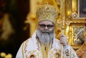 Предстоятель Антиохийской Православной Церкви выразил соболезнования в связи с гибелью российского летчика майора Романа Филиппова