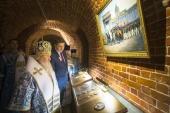 В столице Татарстана открылся музей, посвященный истории Казанской иконы Божией Матери