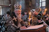 Предстоятель Украинской Православной Церкви благословил паству на особый молитвенный подвиг ради мира на Украине