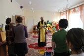 Акция «Православная молодежь ― детям» вновь состоялась в Чите