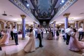 В День православной молодежи в столице Кубани прошел крупнейший на юге России Сретенский бал