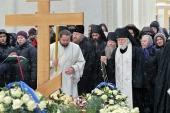 В Троице-Сергиевой лавре молитвенно почтили годовщину преставления архимандрита Кирилла (Павлова)