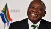 Поздравление Святейшего Патриарха Кирилла Сирилу Рамафозе с избранием на пост Президента Южно-Африканской Республики