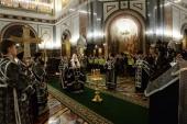 Святейший Патриарх Кирилл совершил литию по погибшим прихожанам храма в Кизляре