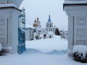 Ограблен Молченский женский монастырь Украинской Православной Церкви в Путивле
