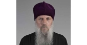 Патриаршее поздравление старшему священнику Иоанновского ставропигиального монастыря протоиерею Николаю Беляеву с 80-летием со дня рождения