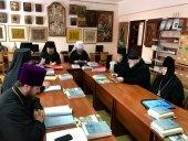 В Киево-Печерской лавре состоялось очередное заседание Комиссии по канонизации святых при Синода Украинской Православной Церкви