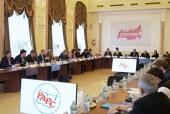 В Общественной палате обсудили роль религиозных организаций в развитии добровольчества