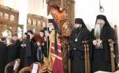 Иерарх Московского Патриархата принял участие в торжествах по случаю 40-летия архиерейской хиротонии Предстоятеля Кипрской Православной Церкви