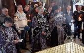 Память бойцов 6-й роты молитвенно почтили в храмах Русской Православной Церкви