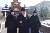 Комиссия Синодального отдела по монастырям и монашеству посетила Свято-Николаевскую социальную обитель милосердия Оренбургской епархии