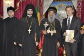 Делегация Русской Православной Церкви посетила Эфиопию