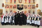 При участии Синодального отдела по благотворительности в Златоусте прошла конференция по социальному служению