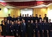 При участии Синодального комитета по взаимодействию с казачеством прошла видеоконференция «Духовная основа подвига защиты Отечества»