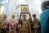 В Екатеринбурге прошли торжества по случаю праздника Державной иконы Божией Матери