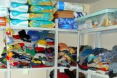 В Кемеровской епархии будет создан склад для оказания помощи беременным женщинам и семьям с детьми, находящимся в кризисной ситуации