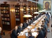 В Москве обсудили проблемы подготовки воспитанников духовных школ к пастырскому служению