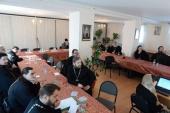 Представители духовенства Башкортостанской митрополии обсудили особенности распространения предмета ОПК в республике