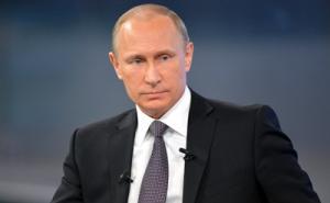 Поздравление Святейшего Патриарха Кирилла В.В. Путину с переизбранием на пост Президента Российской Федерации