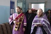В Отрадненской епархии открылся второй центр гуманитарной помощи