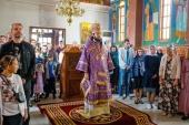 Руководитель Управления Московской Патриархии по зарубежным учреждениям посетил Кипр