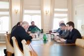Состоялось заседание редакционного совета «Журнала Московской Патриархии»
