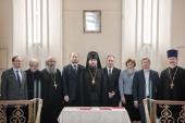 Санкт-Петербургской духовной академии возвращена часть исторического здания академической библиотеки