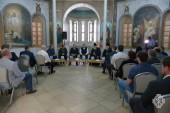 Главный редактор Издательства Московской Патриархии возглавил презентацию нового путеводителя по Святой Земле в Иерусалиме
