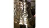 Изготовленный в России колокол по благословению Святейшего Патриарха Кирилла передан в дар Маронитской Церкви