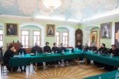 В Московской духовной академии прошел семинар, посвященный проблеме классификации расколов
