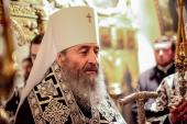 Блаженнейший митрополит Киевский и всея Украины Онуфрий: Чтобы получить исцеление, нужно поставить верный диагноз