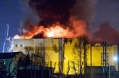 Церковь оказывает помощь пострадавшим и родственникам погибших при пожаре в торговом центре в Кемерове