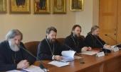 Состоялось заседание комиссии Межсоборного присутствия по богословию и богословскому образованию